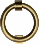 Heritage Brass K1270-AT Ring Knocker Antique finish