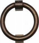 M.Marcus RBL339 Solid Bronze Ring Knocker
