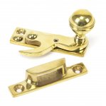 From The Anvil 83889 Polished Brass Standard Hook Fastener - Polished brass (wenlock)