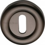 Heritage Brass V6722-MB Key Escutcheon Matt Bronze finish