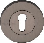 Heritage Brass RS2000-MB Key Escutcheon Matt Bronze finish