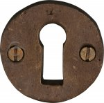 M.Marcus RBL553 Solid Bronze Key Escutcheon