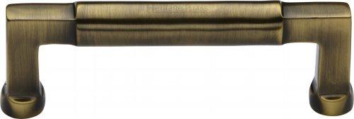 C0361 Heritage Brass 203mm CTC Cabinet Pull Handle Bar Design 101mm