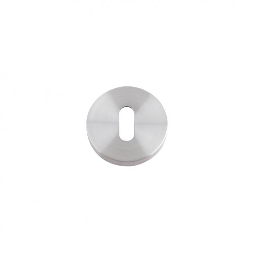 Zoo Hardware ZCS002SS Standard Profile Escutcheon - 52mm Rose - Grade 304 Stainless Steel