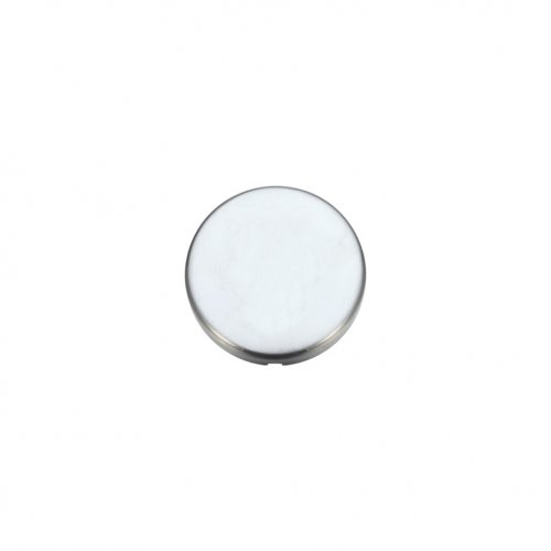 Zoo Hardware ZCZ000SC Blank Profile Escutcheon 52mm dia Satin Chrome